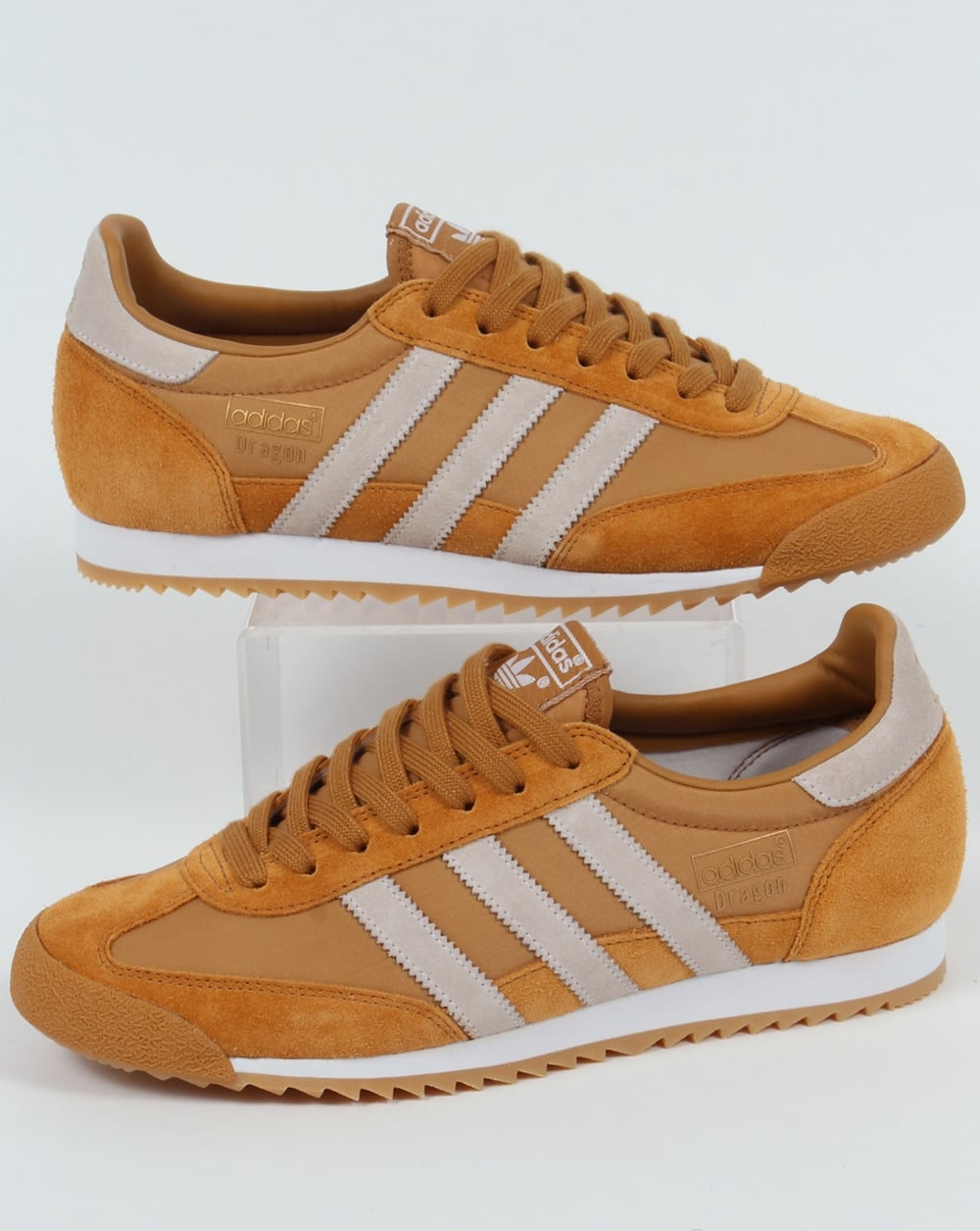 Adidas Dragon Trainers Mesa Tan