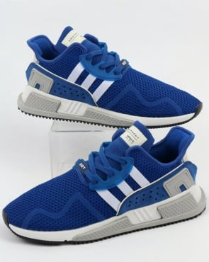 adidas Trainers Adidas EQT Cushion Adv Trainers Royal/White