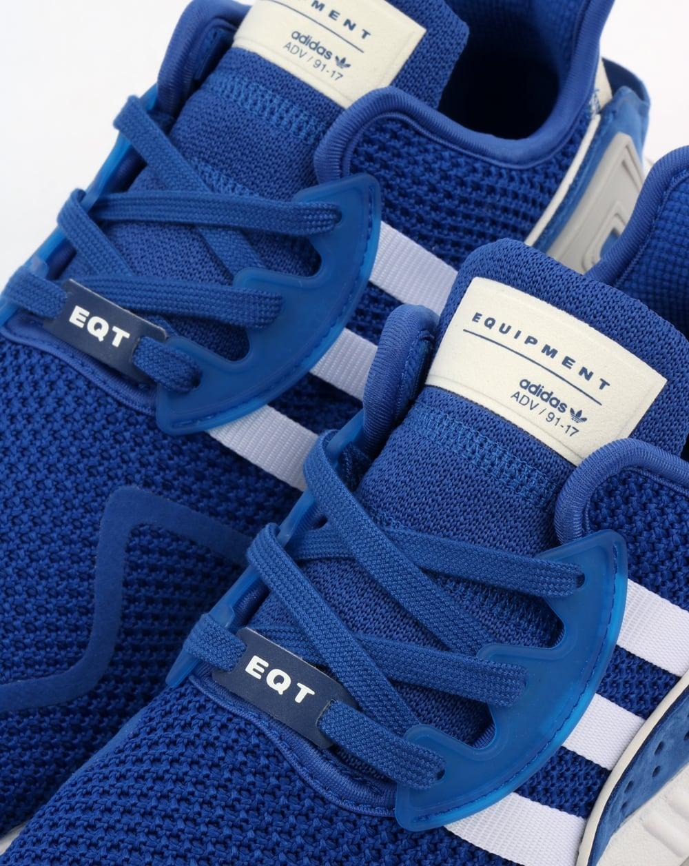 info for 67eb5 a753f Adidas EQT Cushion Adv Trainers RoyalWhite