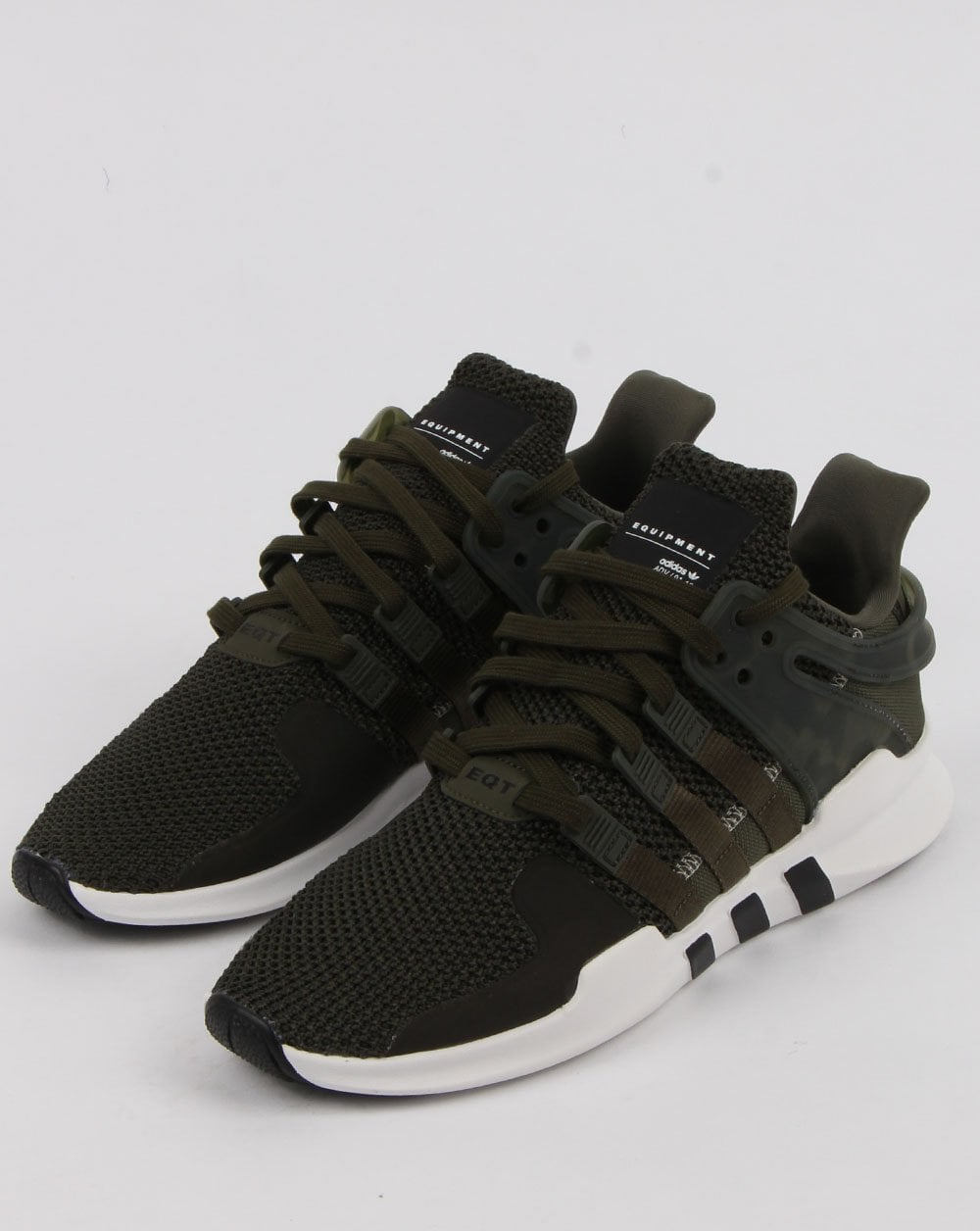 low priced 6ea90 ba374 Adidas Eqt Support Adv Night Cargo/white/black