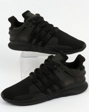 adidas Trainers Adidas EQT Support ADV Trainers Black