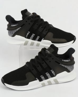 adidas Trainers Adidas EQT Support Adv Trainers Black White
