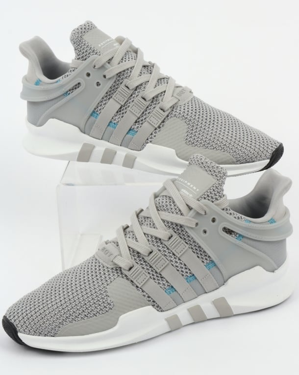 Adidas EQT Support ADV Trainers Grey 2/White