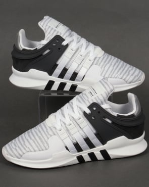 Adidas Eqt Support Adv Trainers White/black