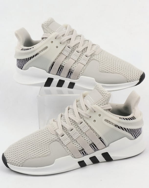Adidas EQT Support Adv Trainers White/White/Grey