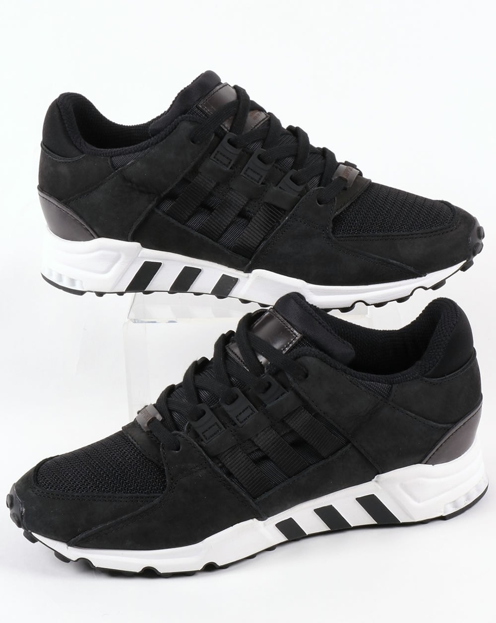 black support trainers