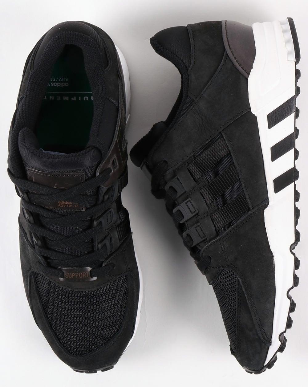 adidas eqt trainers black
