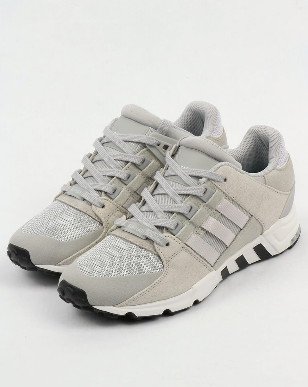 watch 3f518 67e81 Adidas EQT Support RF Trainers Grey/White