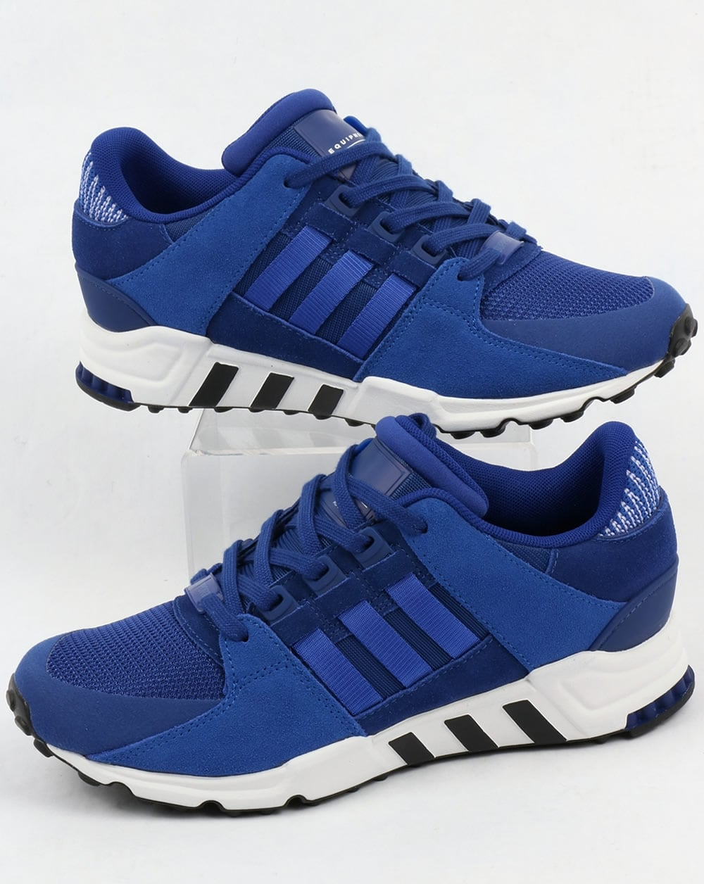 the latest ca8ce 55db0 Adidas EQT Support RF Trainers Mystery Ink/Bold Blue
