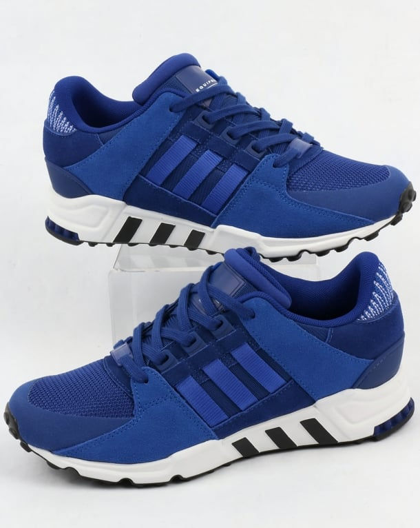 Adidas EQT Support RF Trainers Mystery Ink/Bold Blue