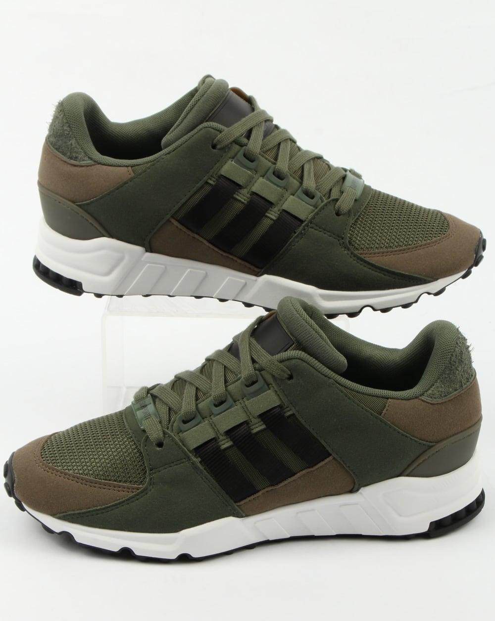 e71b4cf1e077 adidas Trainers Adidas EQT Support RF Trainers St Major black branch