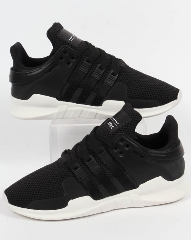 Adidas Equipment Support A Trainers Black