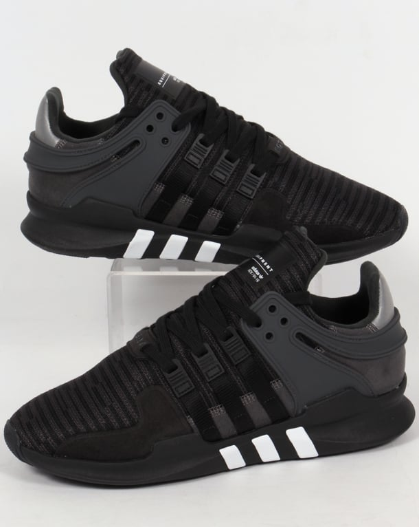 Adidas Equipment Support Trainers Black/Black