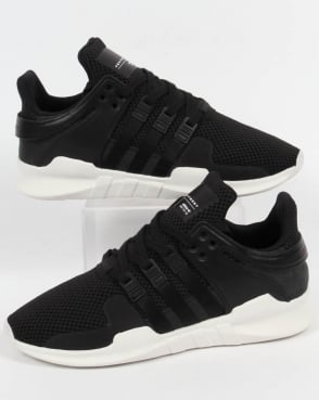 Adidas Trainers Adidas Equipment Support Trainers Black
