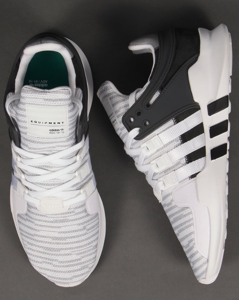 Adidas Equipment Support A Trainers White/Black,running,shoes