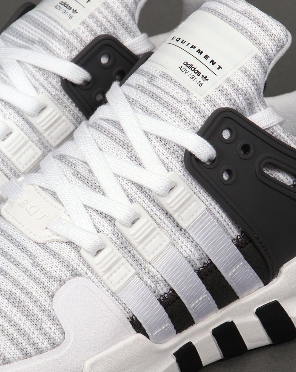 best website 93cf9 21978 Adidas Equipment Support Trainers WhiteBlack