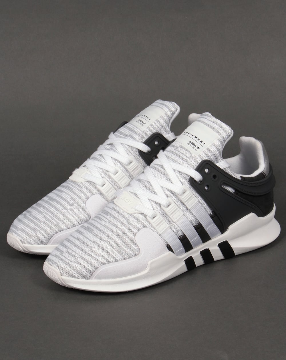 competitive price def43 e7542 Adidas Equipment Support Trainers White/Black