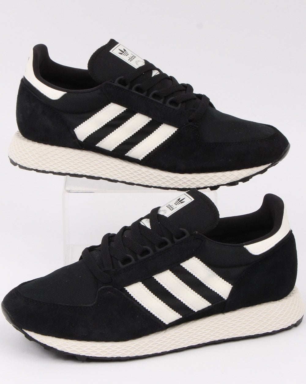 Adidas Forest Grove Trainers Black