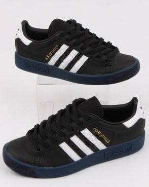 adidas Trainers Adidas Forest Hills Trainers Black/white
