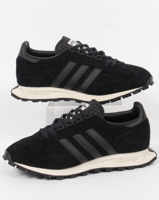 Adidas Formel 1 Trainers Black/White Sole