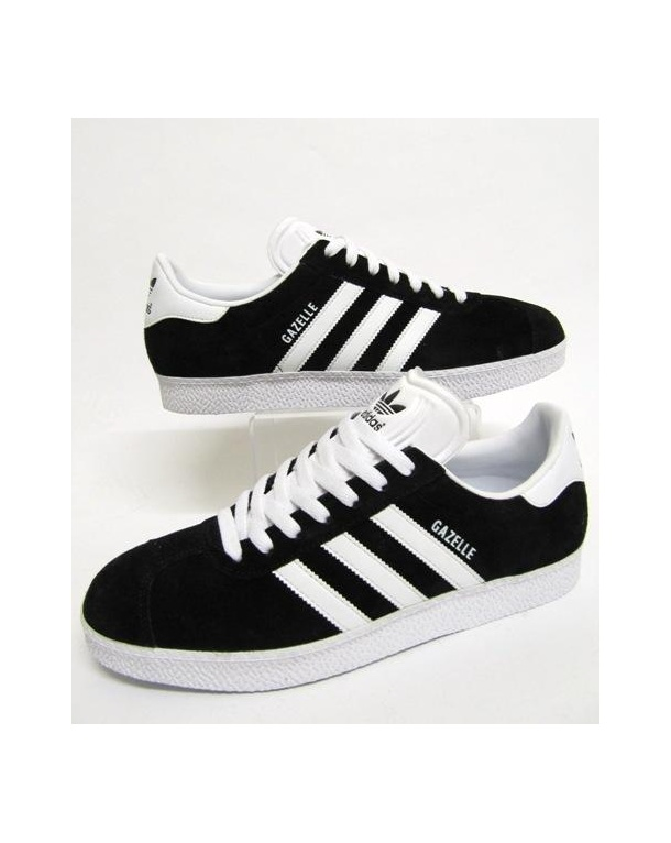 Adidas Gazelle 2 Trainers Black/white