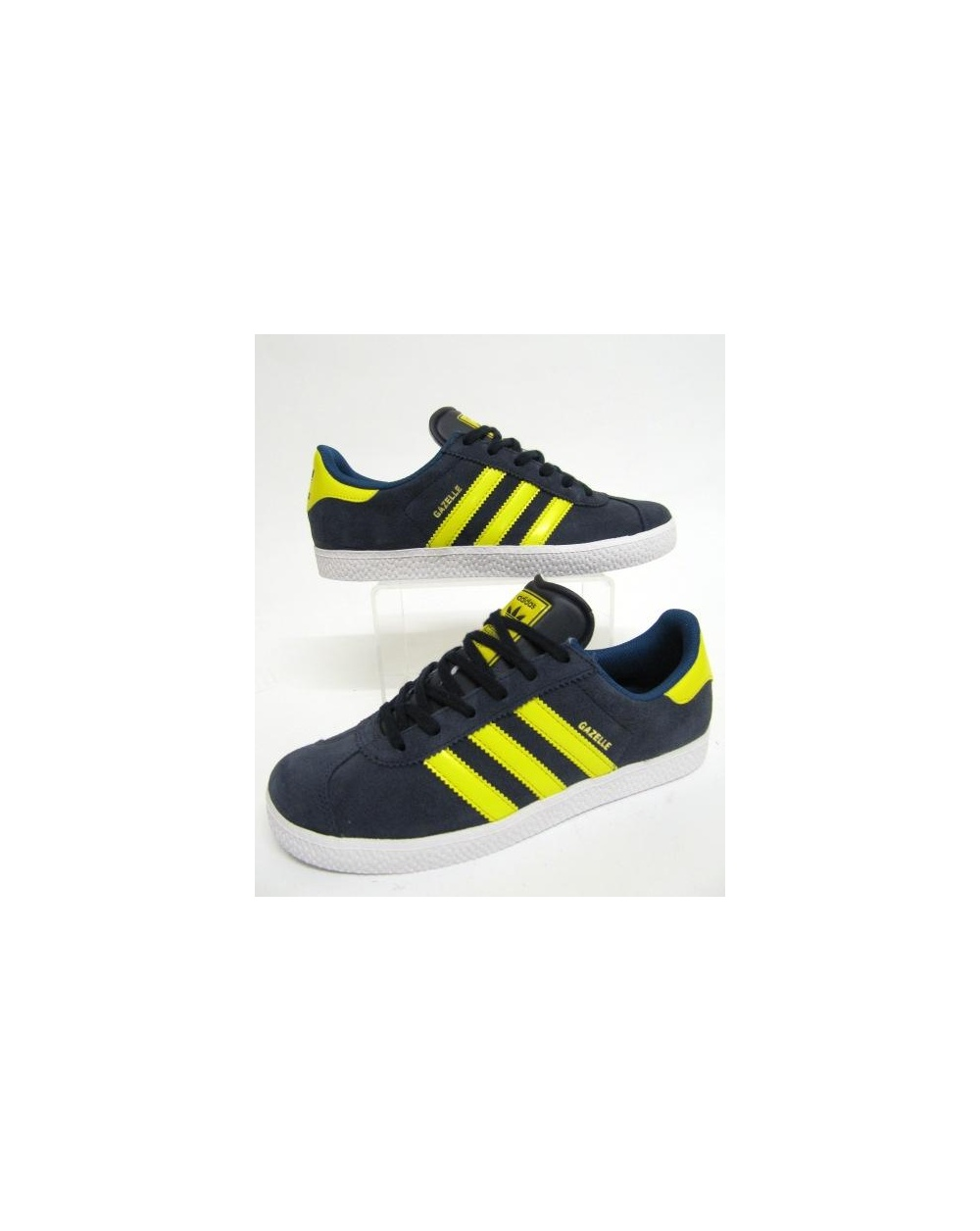 Adidas Gazelle 2 Junior Trainers