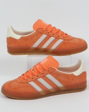 Adidas Trainers Adidas Gazelle Indoor Trainers in light orange