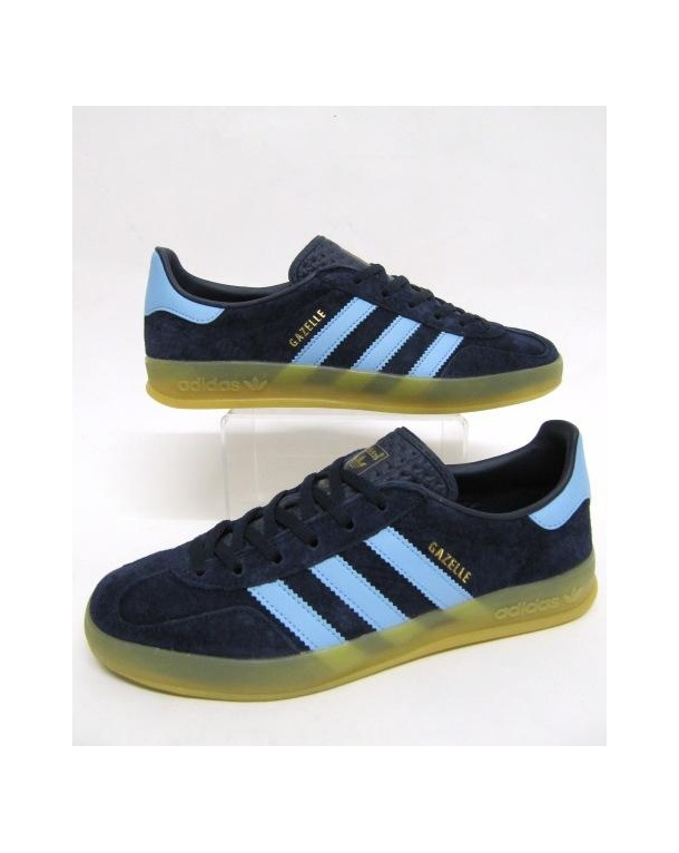 dark blue adidas gazelle
