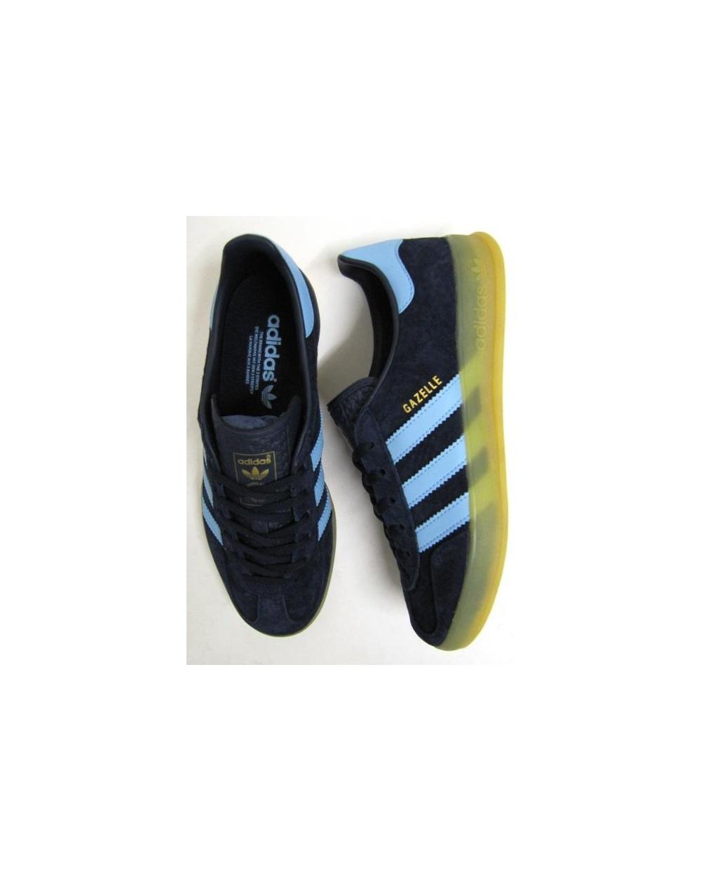 Adidas Originals Gazelle Indoor Trainers Navy