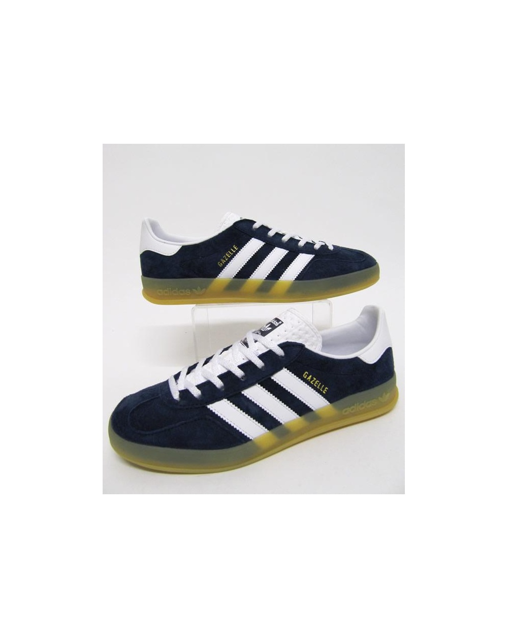 adidas gazelle indoor navy
