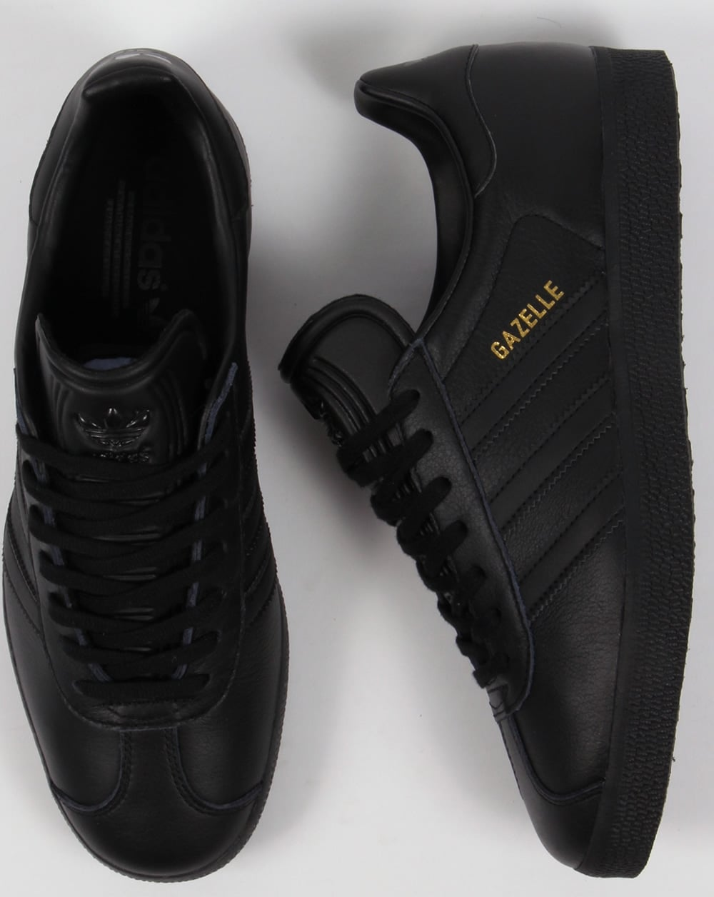 adidas trainer total black