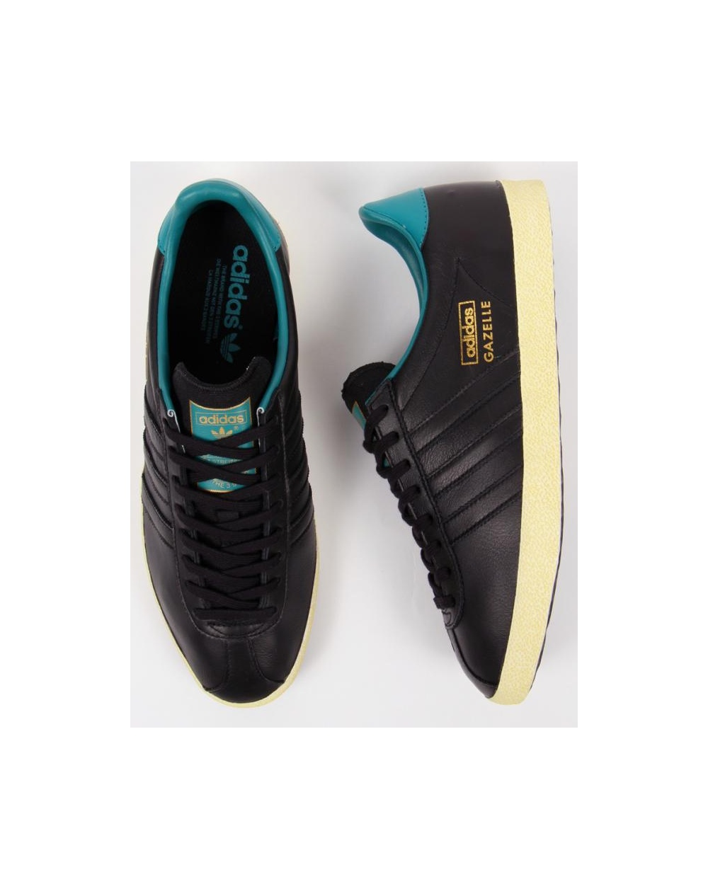 adidas originals gazelle og black