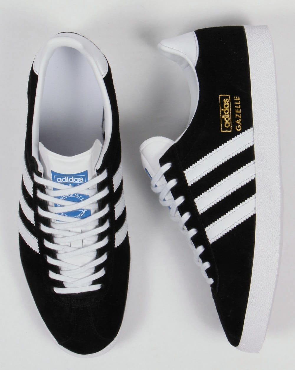 mens adidas gazelle trainers uk