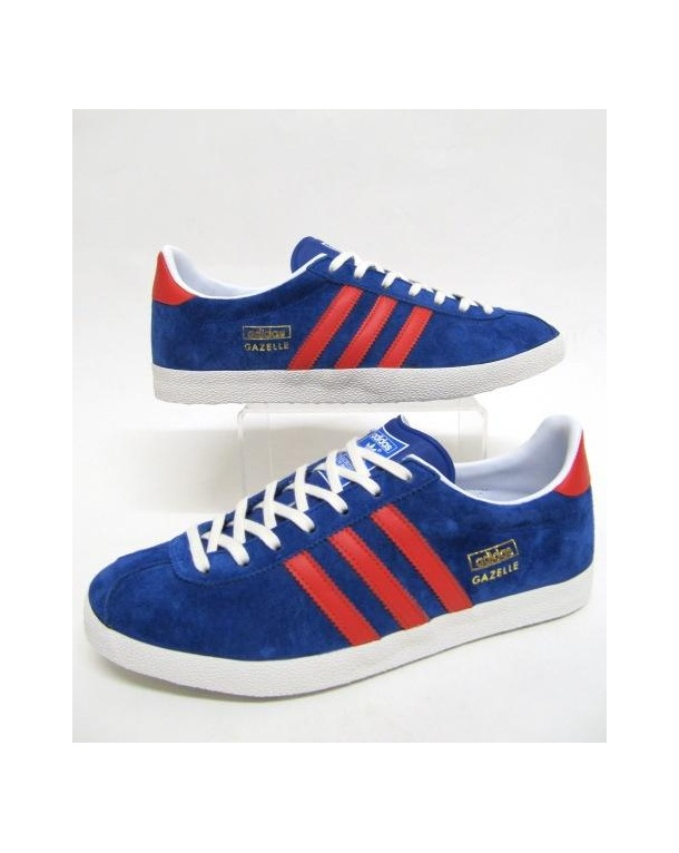 Buy adidas gazelle og red   OFF78% Discounted c1fee63de9d1