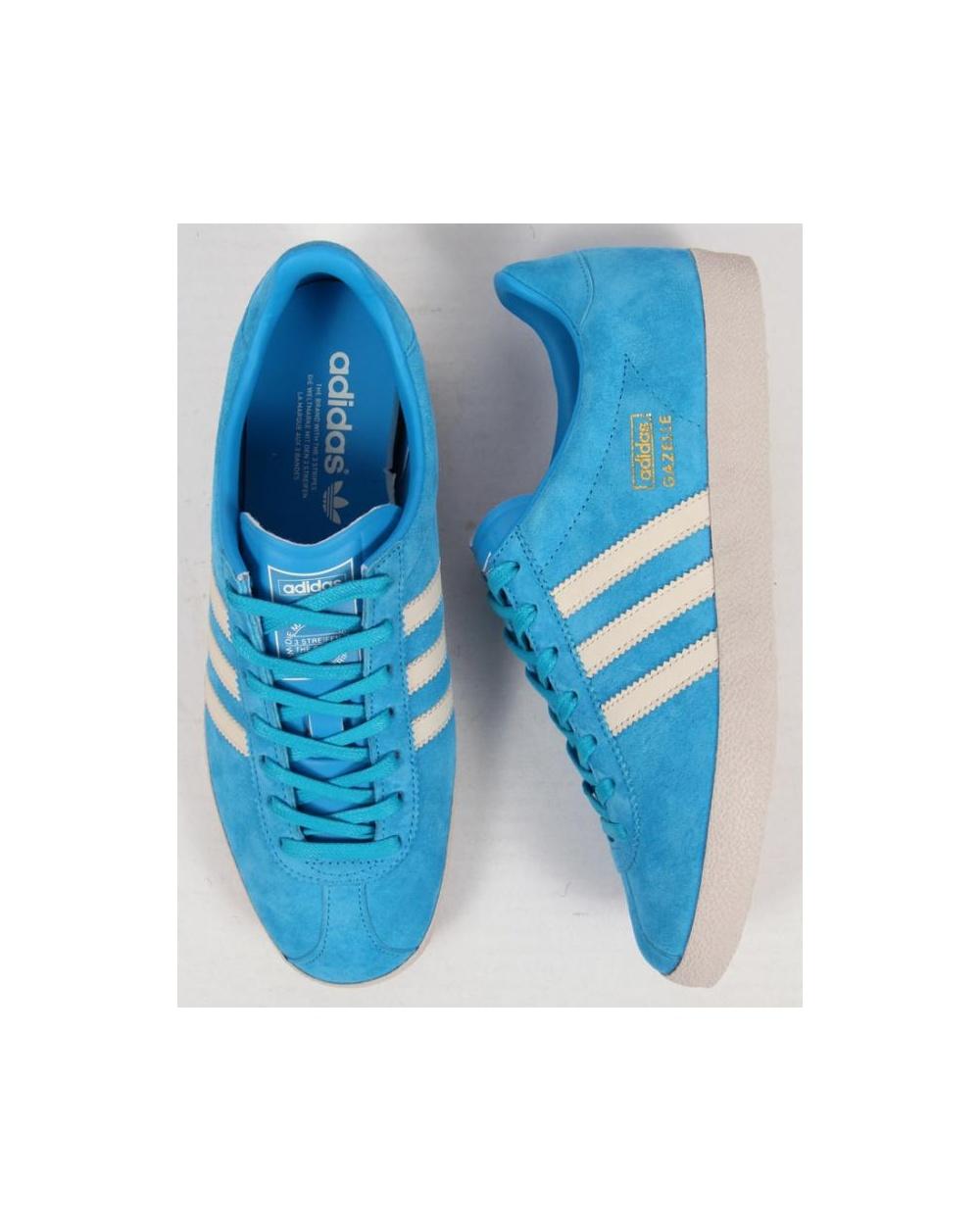 Adidas Originals Gazelle Og Trainers Blue