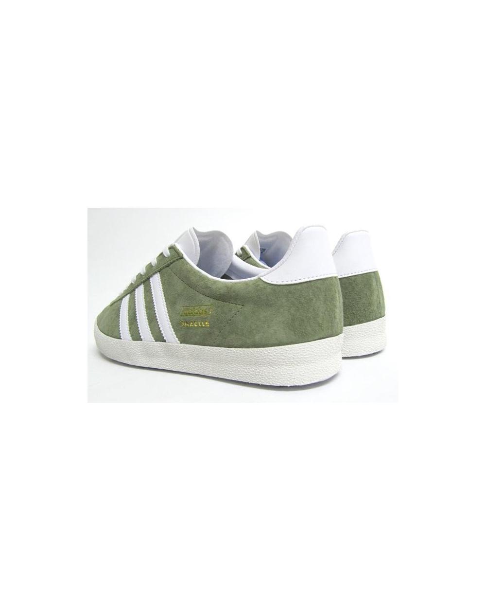 light grey adidas gazelle