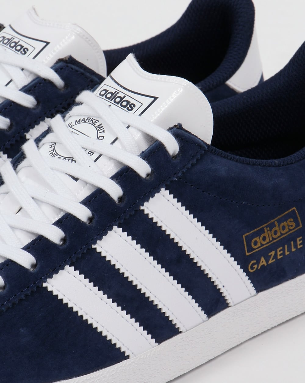 d6f54980bdeb Buy navy blue gazelles   OFF63% Discounted