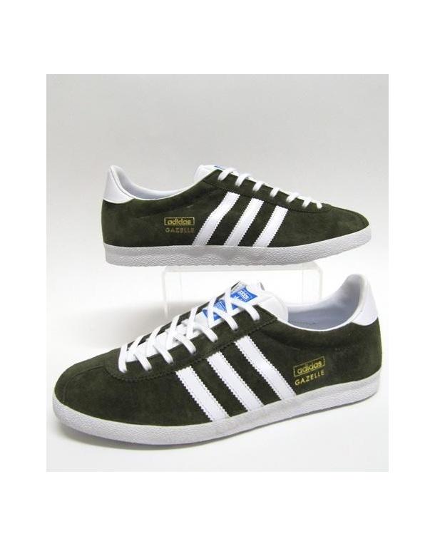 adidas gazelle og green