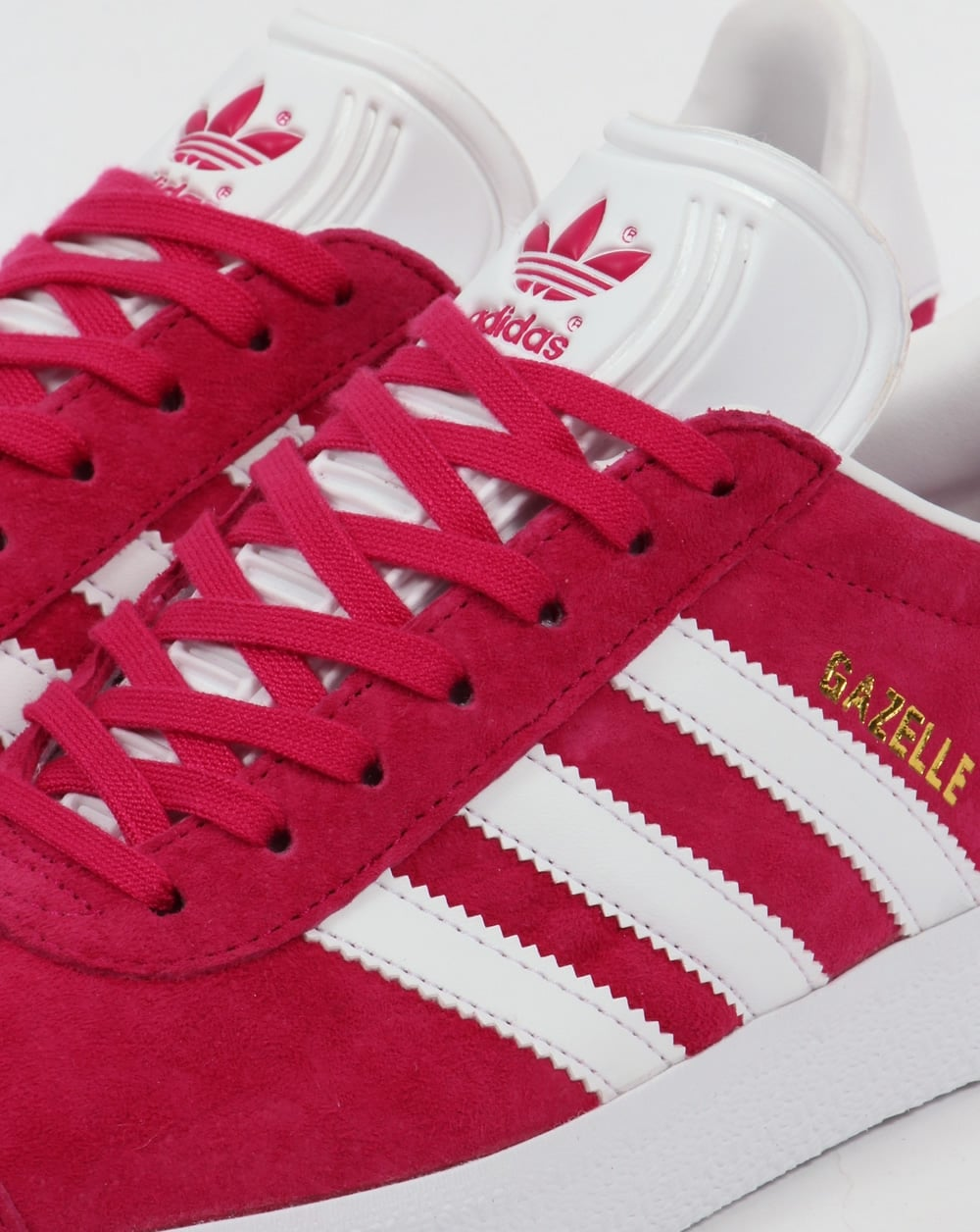a17686d6fea7 adidas gazelle 2 red suede light pink adidas shoes Equipped.org Blog
