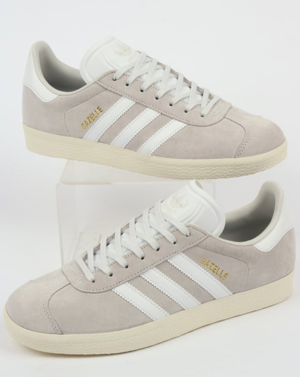 Adidas Gazelle Trainers Crystal White
