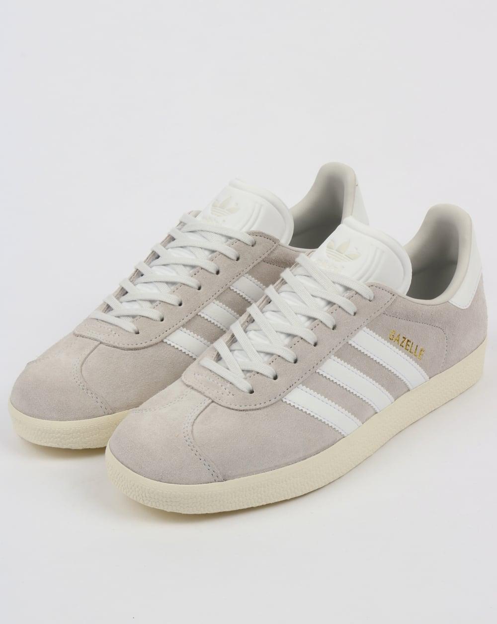 adidas gazelle chrystal white