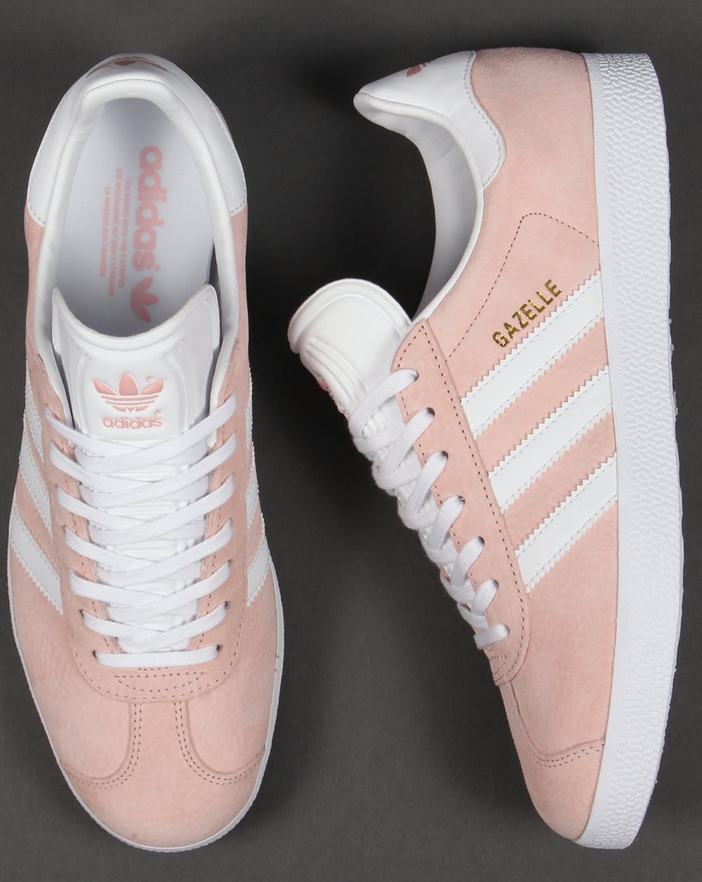 adidas gazelle pink mens nz
