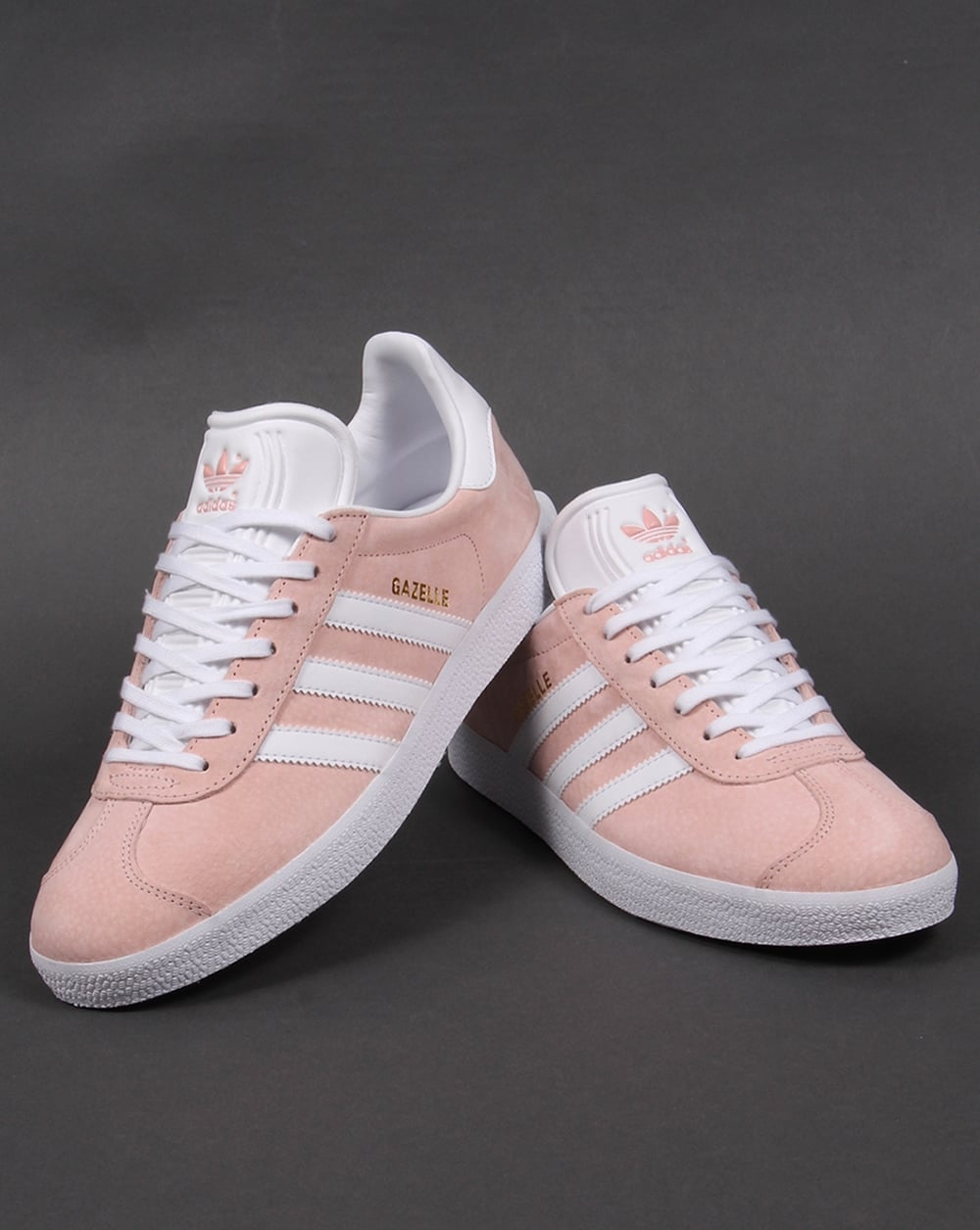Details about Adidas Sneakers Women Gazelle Bb2759 Pink