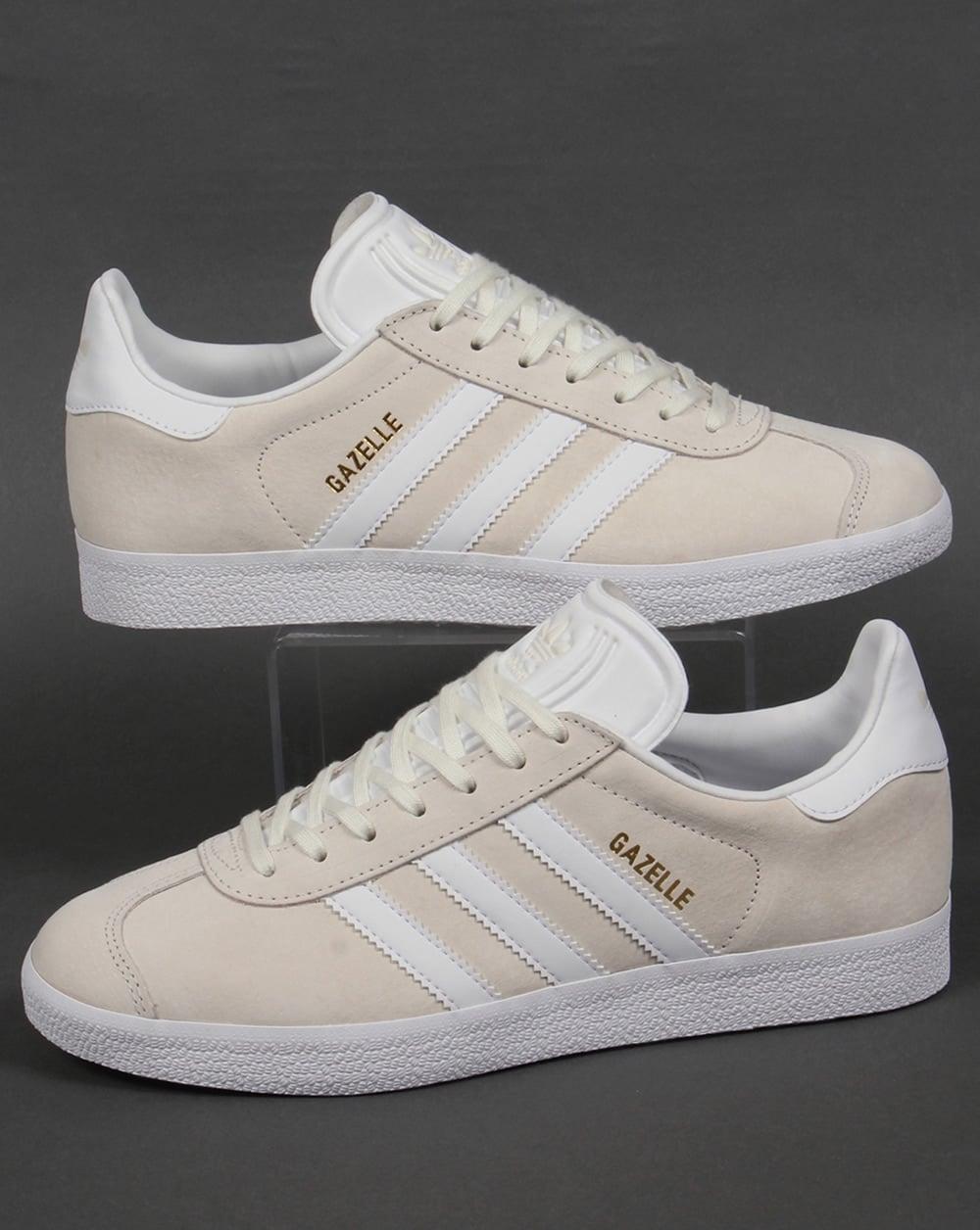 Latest Offers Men Adidas Gazelle Off White