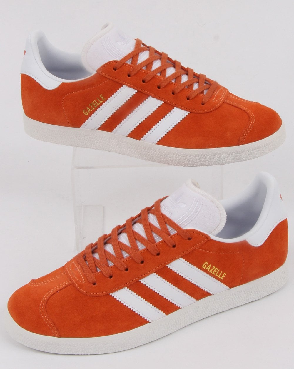 adidas gazelle rose orange