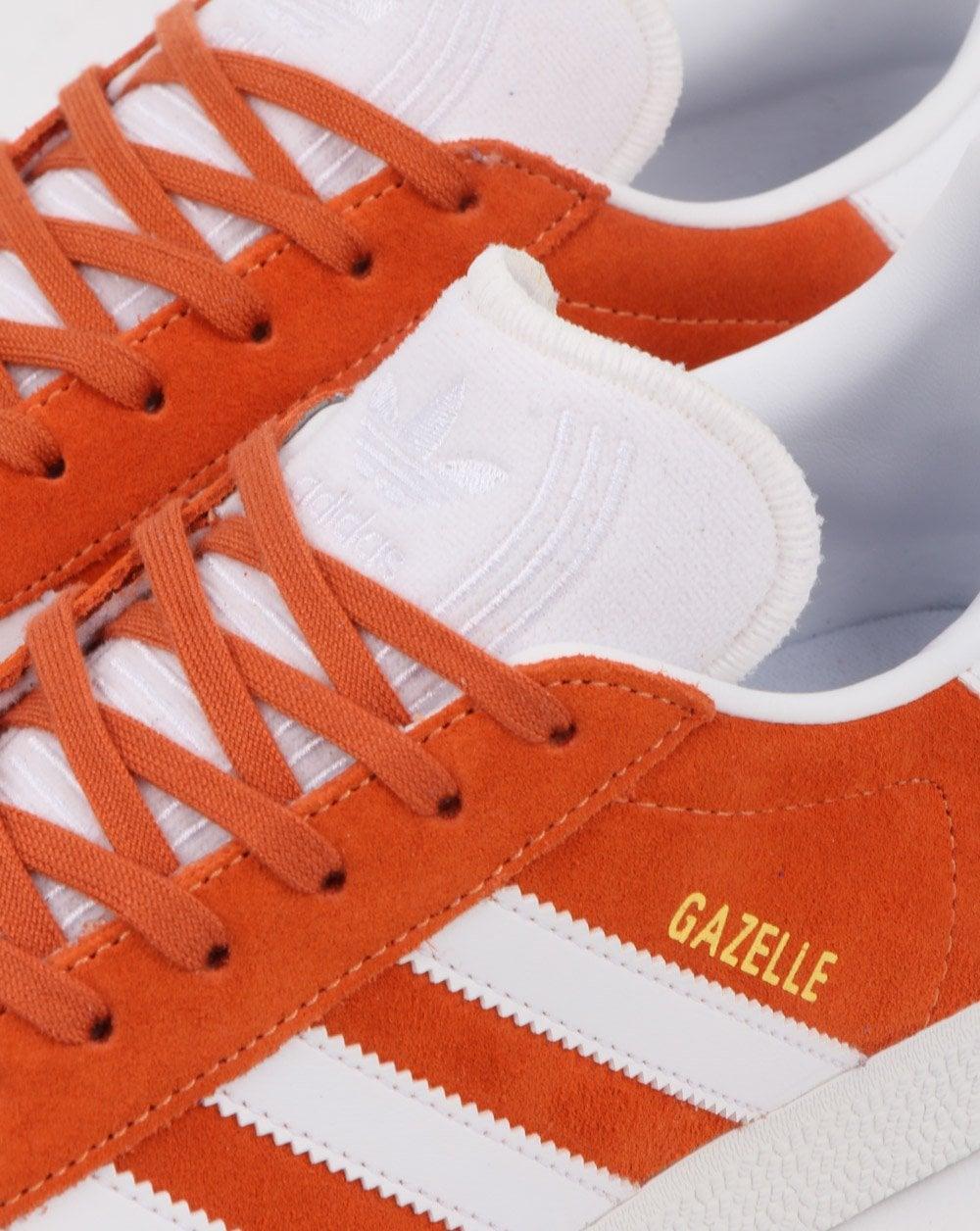 adidas gazelle 2 rose et orange