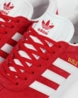 Adidas Gazelle Trainers Power Red/White