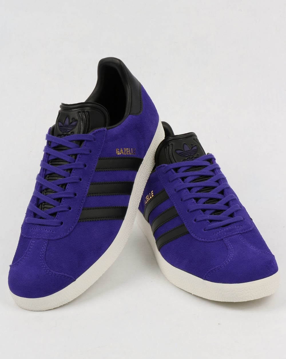 Mens Adidas Shoes Gazelle Black