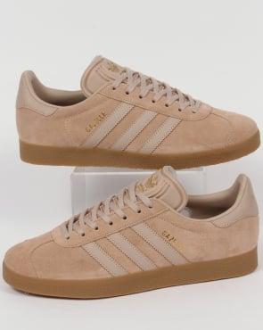 adidas Trainers Adidas Gazelle Trainers Rich Sand Gum