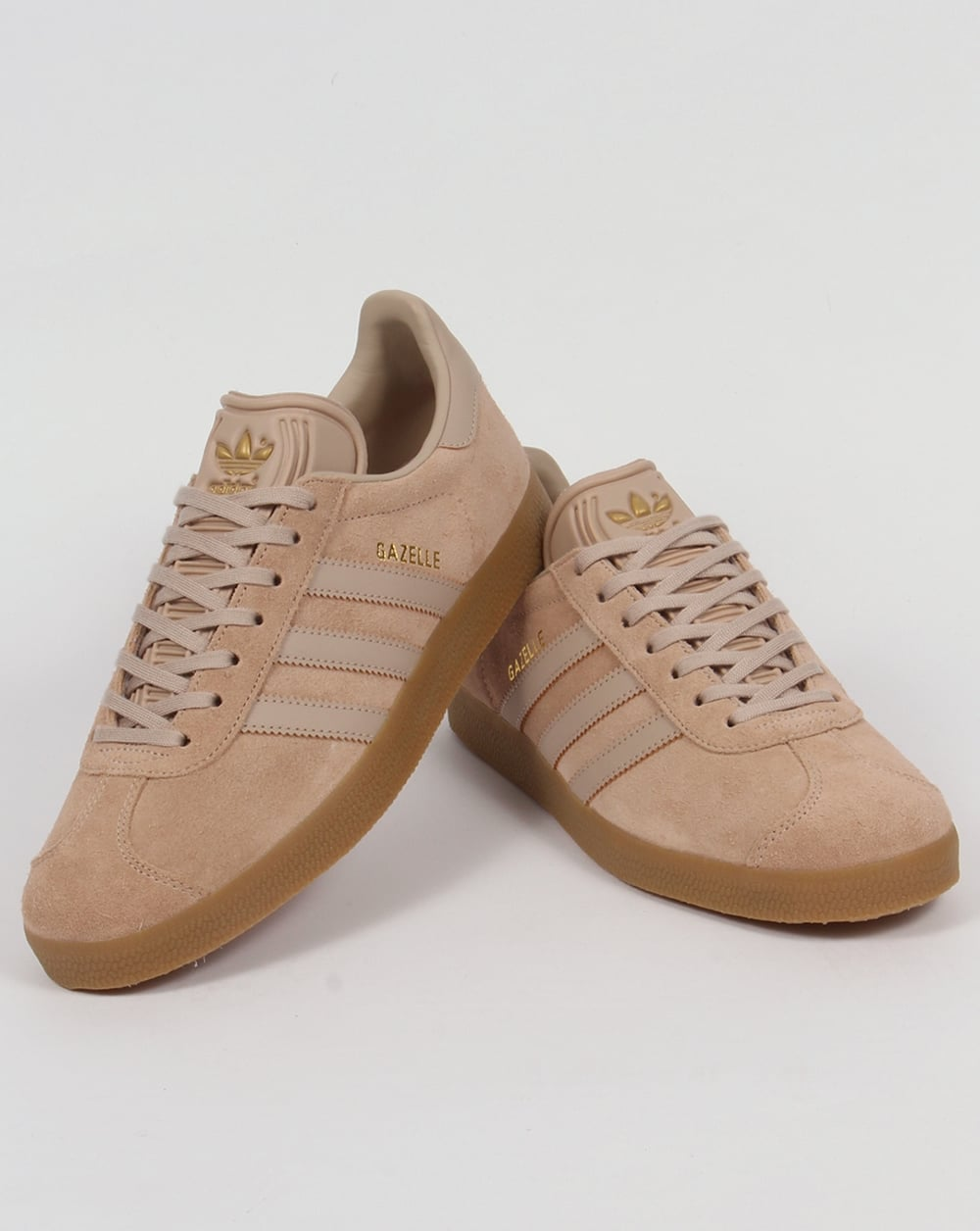 Infectar lb Ballena barba  Adidas Gazelle Trainers Clay Brown,originals,shoes,mens,sneakers